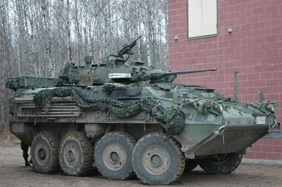 LAV III also Gps And The World S First Space War moreover Maps additionally Blackhawk also Chinas Secret Nuclear Sub Tunnel Now On Google Earth. on army gps navigation