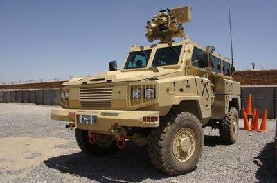 RG-31 Nyala Armoured Patrol Vehicle - Army.ca Wiki